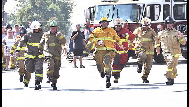 The popular Chief's race will once again be held September 6 at the Iowa Firefighters Association annual convention in Grinnell.